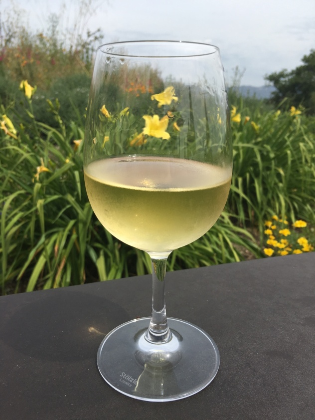 The 2014 José S. Ferrer Chardonnay is a great chardonnay to convert chardonnay-fearing wine drinkers.