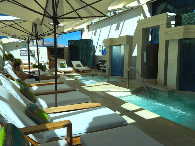 Spa at Atlantis Casino Resort Spa, Reno, Nevada