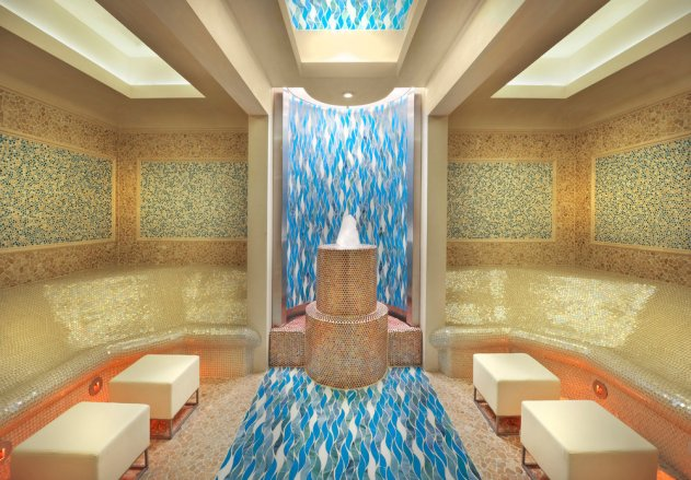 The Laconium Room at the Atlantis Casino Resort Spa, Reno, Nevada (Atlantis Casino Resort Spa)