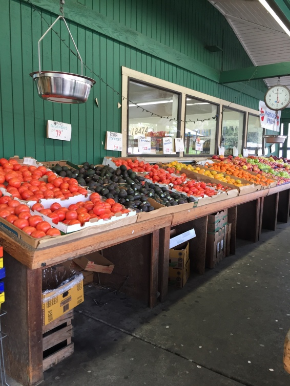 The Fruit Basket, Sonoma, California - Stierch