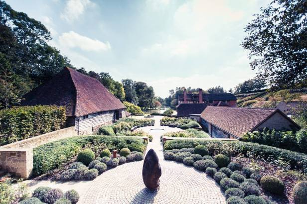 Nyetimber Wines in West Sussex, England